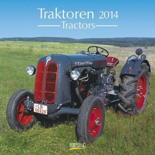 Traktoren 2014. Broschürenkalender