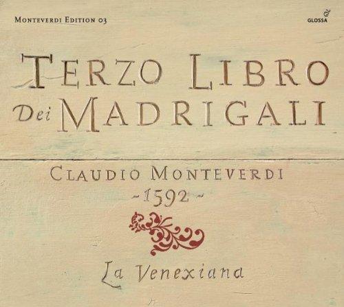 Claudio Monteverdi: 3. Madrigalbuch