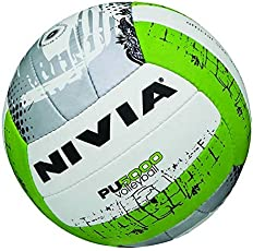 Nivia PU-5000 Volleyball, Size 4