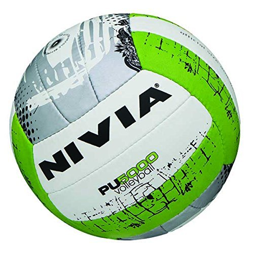 MSG Nivia PU-5000 Volleyball replica, Size 4 VB-470  available at amazon for Rs.450