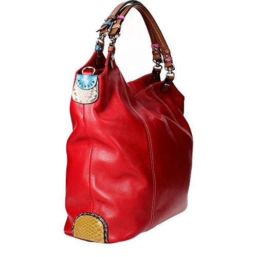 SEM VACCARO SV7E16 Sacs Sacs & Accessoires Rouge