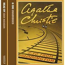 4.50 from Paddington. Audiobook. 5 CDs (Agatha Christie Signature Edition)