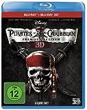 Pirates of the Caribbean: Fremde Gezeiten (+ Blu-ray 3D) [Blu-ray] -