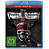 Pirates of the Caribbean - Fremde Gezeiten (+ Blu-ray 3D) [Blu-ray]