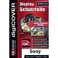 digiCOVER N4077 Premium Displayschutzfolie für Sony DSC-HX90V