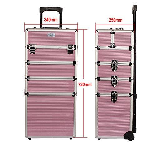 Beautycase XXL in Pink - 2