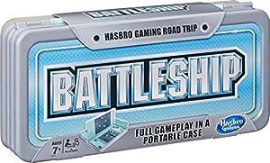 Hasbro Gaming Road Trip Series Battleship Juego de construcción