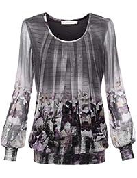Amazon.de  Blusen   Tuniken - Tops, T-Shirts   Blusen  Bekleidung 6790515281