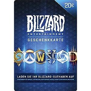 Blizzard-Geschenkkarte 100 EUR   PC Code