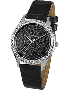 Jacques Lemans Damen-Armbanduhr 1-1841ZD