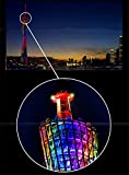 WANGYJ 10-30x50 HD Fernglas Zoom im Freien wasserdicht Portable für Vogelbeobachtung Wildlife Jagd Camping Surveillance Sportveranstaltungen Test
