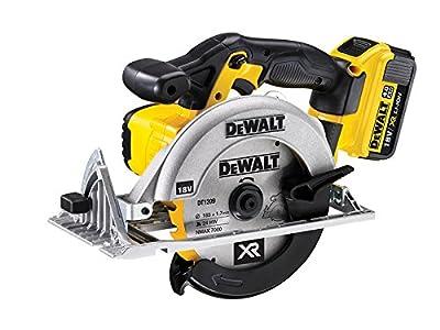 DeWalt DCS391 165mm XR Premium Circular Saw 18 Volt Range