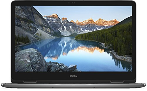 Dell Inspiron 17-R 7773 43,9 cm (17,3 Zoll FHD) Laptop(Intel Core i7-8550U, 512GB SSD, NVIDIA GeForce MX150 with 2GB GDDR5, Touchscreen, Win 10 Home 64bit German) grau