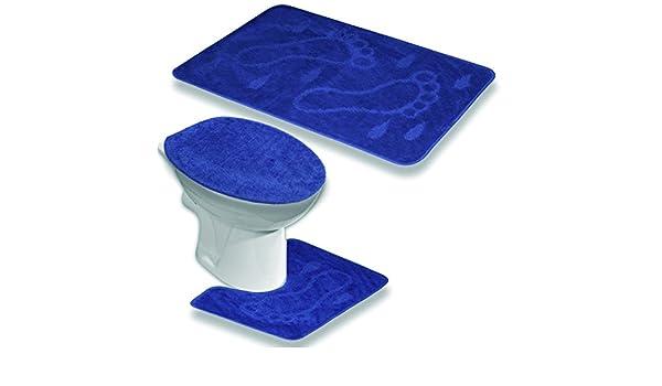 Badgarnitur 3 teilig badmatte bad set badteppich badvorleger