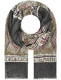 0cb463fe8db0 Majea Schal Damen Tuch Kopftuch Halstuch Schals und Tücher mit Muster Stola