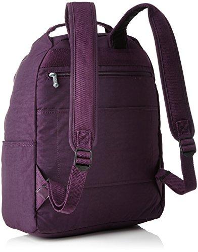 Imagen de kipling micah  tipo casual, 39 cm, 24 litros, color morado plum purple  alternativa