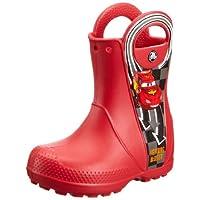 Crocs Handle It Mcqueen, Unisex-Child Rain Boots