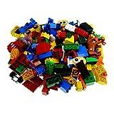 2 Kg Lego Duplo Steine Basicsteine Sondersteine zufällig Kiloware bunt gemischt