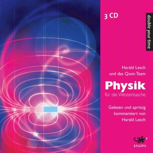 Buchseite und Rezensionen zu 'Physik für die Westentasche' von Harald Lesch