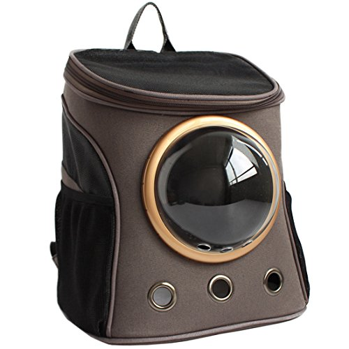 partiss-innovative-traveler-bubble-backpack-pet-carriers-for-cats-and-dogs-one-size-dark-gray