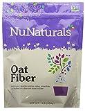NuNaturals - NuGrains Oat Fiber - 1 kg.