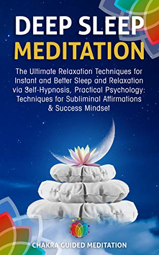 deep sleep meditation the ultimate relaxation techniques for