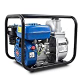BITUXX Benzin Schmutzwasserpumpe 3