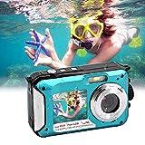 Kids Waterproof Camera, Underwater Digital Camera for Snorkeling, Shockproof Kids Digital Camera, Children