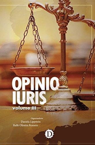 Opinio Iuris (Portuguese Edition)