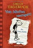 'Gregs Tagebuch - Von Idioten umzingelt!' von Jeff Kinney