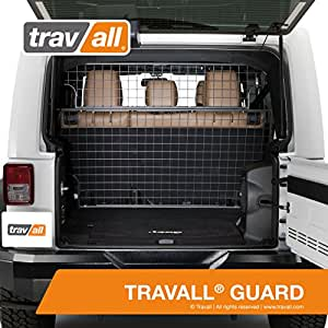 Travall Guard TDG1333 - Vehicle-Specific Dog Guard