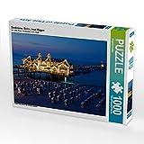 Seebrücke, Sellin, Insel Rügen 1000 Teile Puzzle quer: Seebrücke, Sellin, Insel Rügen, Deutschland (CALVENDO Orte)