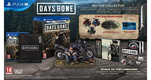 Days Gone PS4 (édition collector)