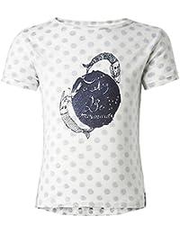 Noppies Mädchen T-Shirt G Tee SS Estelle AOP