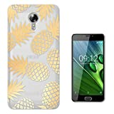 c01406 - Tropical Pineapple Fruit Fashion Trendy Design