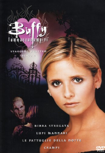 Buffy l'ammazzavampiri Stagione 04 Volume 02 Episodi 05-08