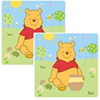 The First Years Y 7305 - Winnie Puuh Sonnenblende, 2-er Pack