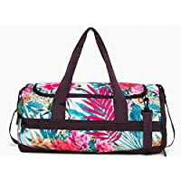 Desigual Tropic Tube Shoulder Bag Blanco