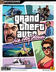 Grand Theft Auto: Vice City Stories Official Strategy Guide for PS2