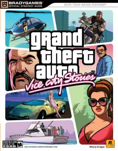 Grand Theft Auto: Vice City Stories Official Strategy Guide for PS2 (Official Strategy Guides (Bradygames))
