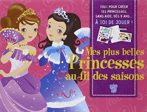 Coffret de tous les secrets - Les plus belles princesses au fil des saisons