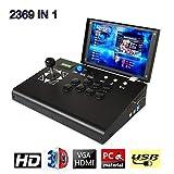 Hppgame Mini Portable Console de Jeux vidéo, Pandora's Box 3D Console de Jeux 2369...