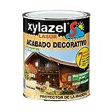 Xylazel - Protector lasur satinado 2,5l castano