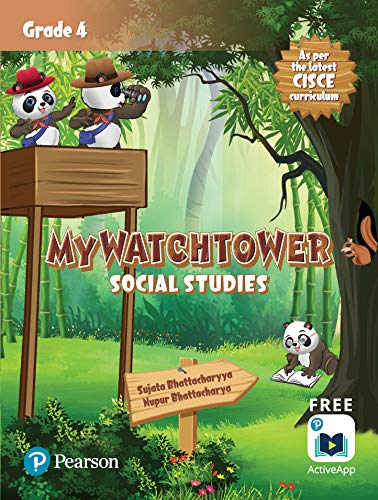 My Watchtower: Social Studies for ICSE Class 4 by Pearson