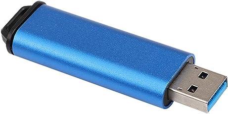 Altsommer USB 3.0 8GB,16GB,32GB,64,128GB Mini USB Stick,Speicherstick 8GB Flash Drive USB 3.0 Memory Stick 8 GB USB,Metall Flash Memory Speicher Stick Speicher Daumen U Disk Blau