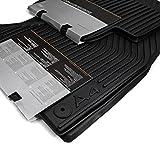 Original Audi Ersatzteile Audi A4 8K Gummi Fußmatten 4-teilig, Original Zubehör, vorn+hinten