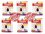 TARGET Bed Bug Killer - Pest Control (Pack of Six) 30 gm