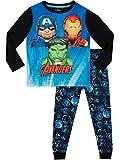 Marvel - Ensemble De Pyjamas - Avengers - Garçon - Multicolore - 4-5 Ans