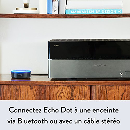 Amazon Echo Dot + Kit de démarrage Philips Hue White & Color E27