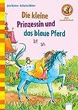 Die kleine Prinzessin und das blaue Pferd: Der Bücherbär. Mein LeseBilderbuch: